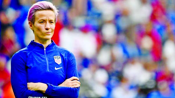 Cooler tone in new US Soccer women`s equal pay filings