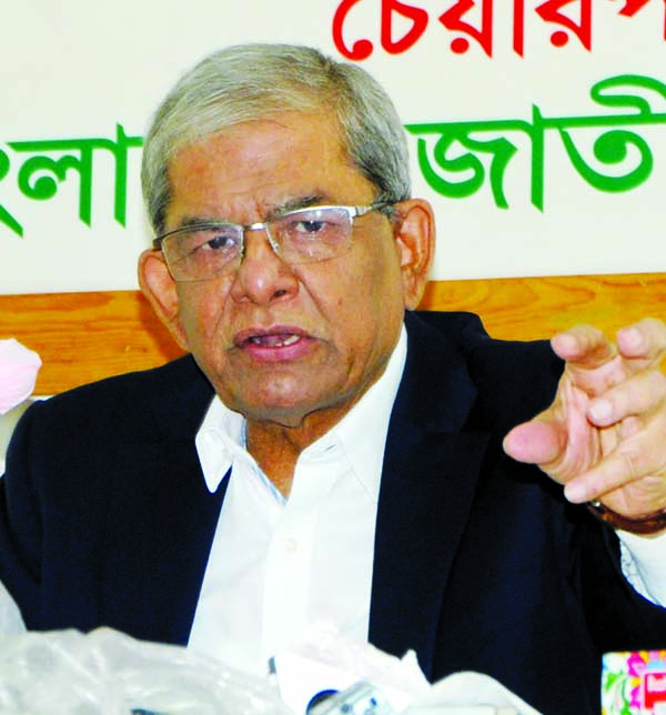 BNP demands Tk 87,000 cr fund to tackle corona fallout