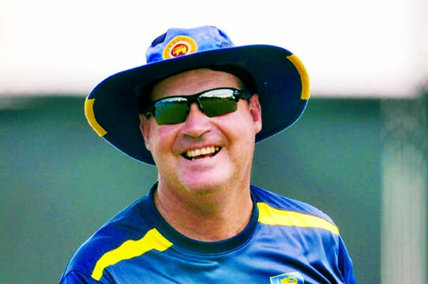 Using this time to reflect and recalibrate: Mickey Arthur