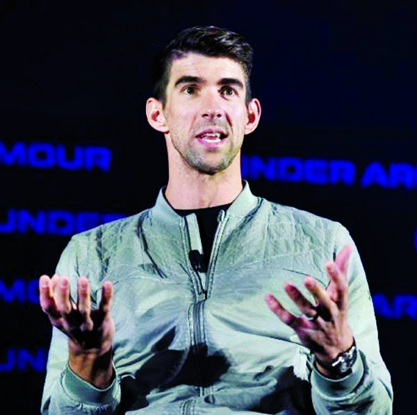 Phelps urges athletes to seek help for stress of Games delay