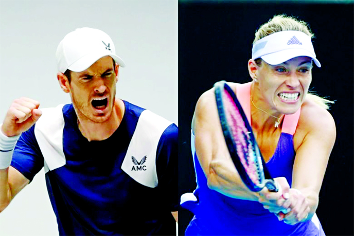 Murray, Kerber to play in virtual Madrid Open