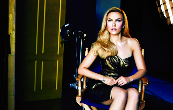 I've been rejected constantly: Scarlett Johansson