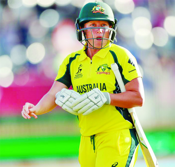 Alyssa Healy to Cricket Australia Don't reduce women's domestic games to save money