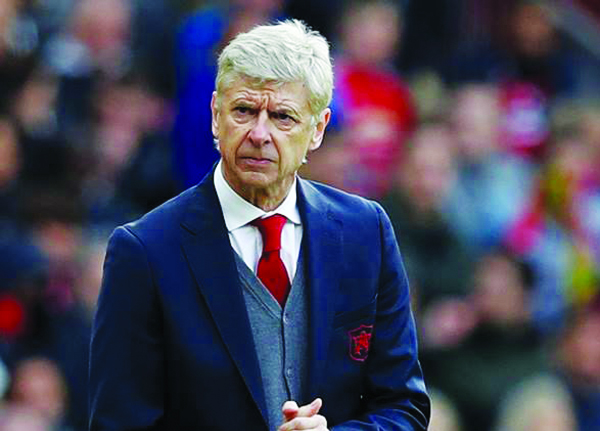 Games without spectators only a short-term solution, says Arsene Wenger