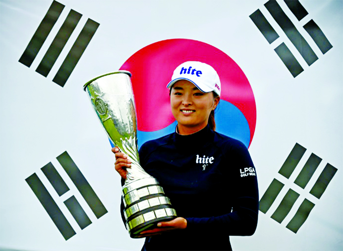 Drive to succeed: The endless golf dominance of South Korea's women
