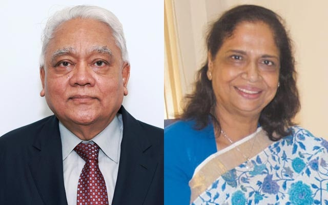 Apex Group boss Manzur Elahi, wife Niloufer of Sunbeams school contract coronavirus