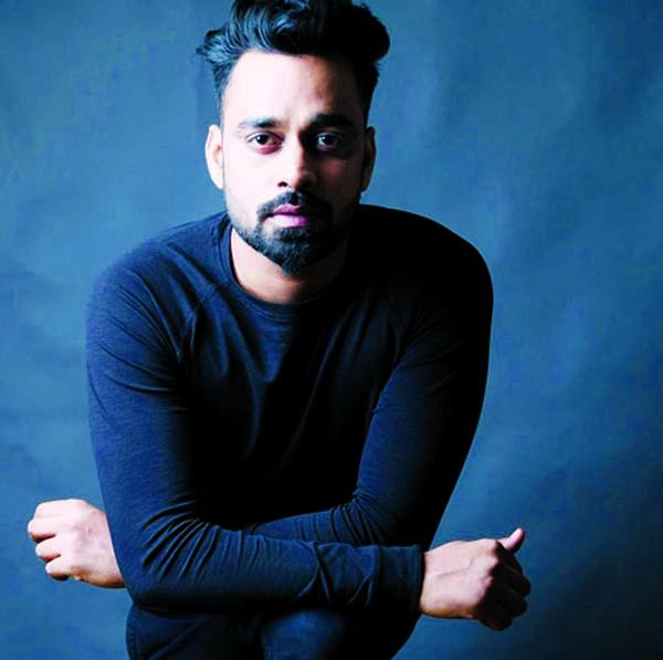 Rishabh Tiwari releases new song Duniyadari