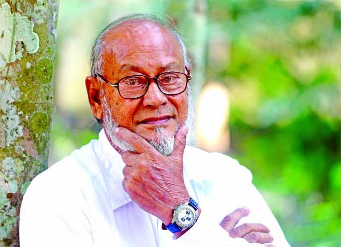 Veteran actor Jamilur Shakha