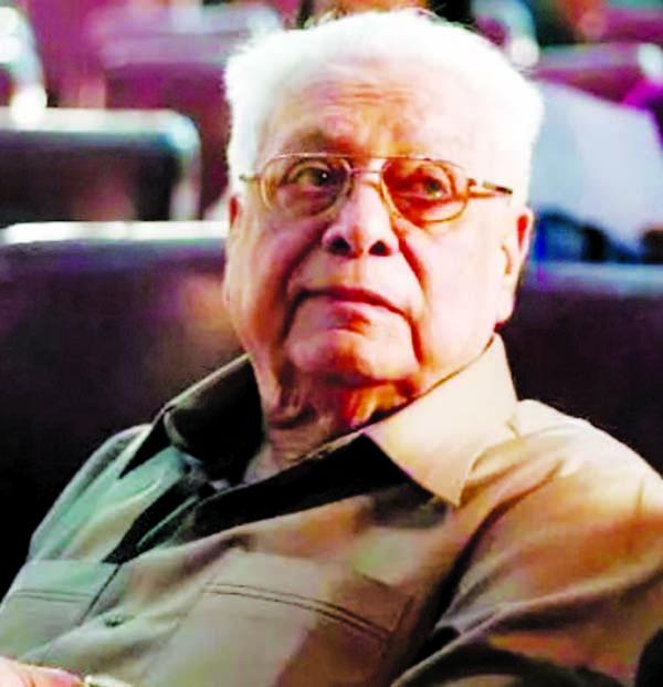 Veteran Indian filmmaker Basu Chatterjee  passes away