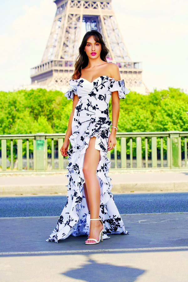 Nora Fatehi appeals to citizens to donate PPE kits to aid health care  fraternity