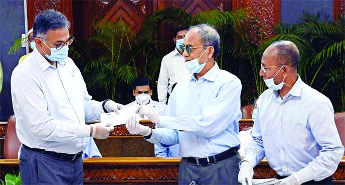 IPDC donates Tk 2cr to Prime Minister's relief fund