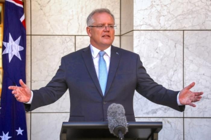 Australia won't be 'intimidated' amid China economic threats: PM