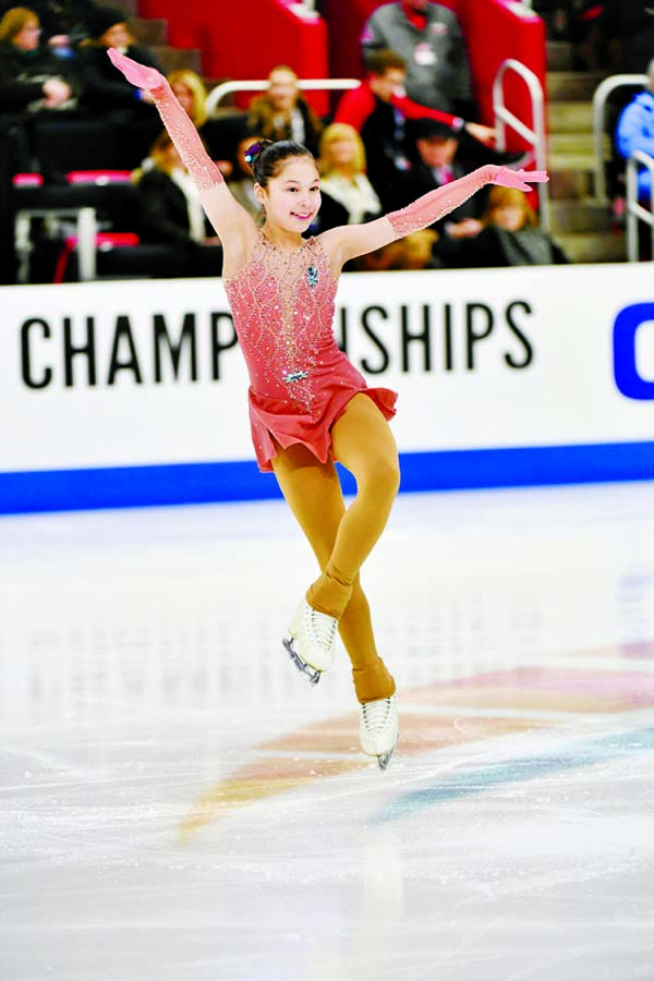 US figure skating champion Alysa Liu announces coach change : Two-time and reigning U.S. figure skating champion Alysa Liu has left her long-time coach Laura Lipetsky and will train with a team of veteran coaches, Liu revealed on the US Figure Skating (USFS) website on Tuesday.