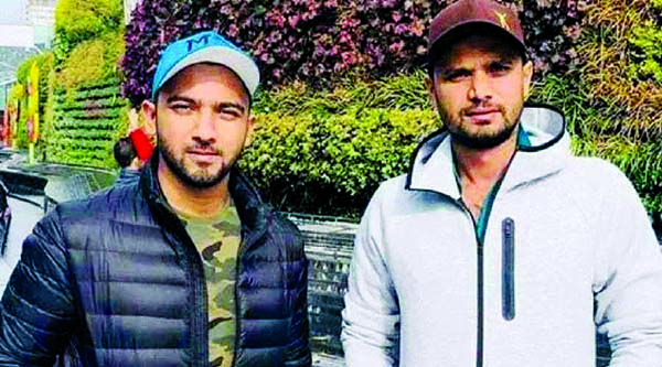 Mashrafe's younger brother also tests Covid-19 positive