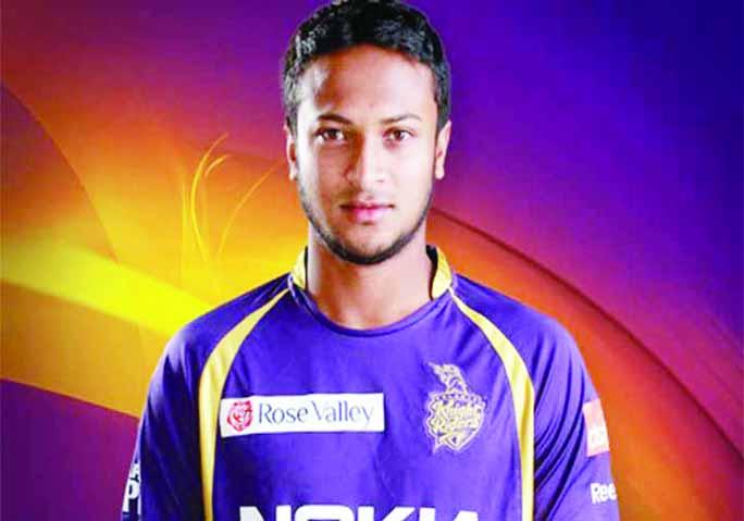 Shakib Al Hasan's best IPL XI