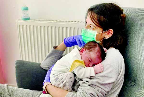 Separating mothers with Covid-19 from their newborns does more harm than good