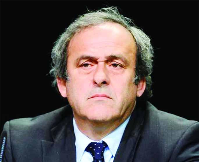 Platini made formal suspect in FIFA corruption case