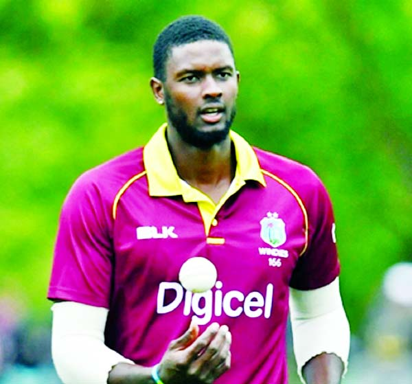 Jason Holder wants racism to be treated like doping and fixing