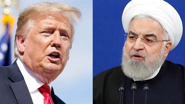 Iran issues arrest warrant for Trump, asks Interpol to help