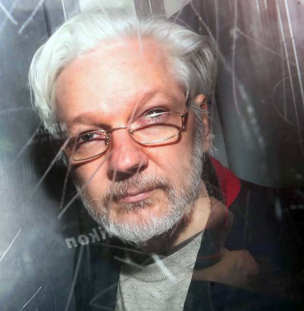 Assange surprised by timing of new US indictment