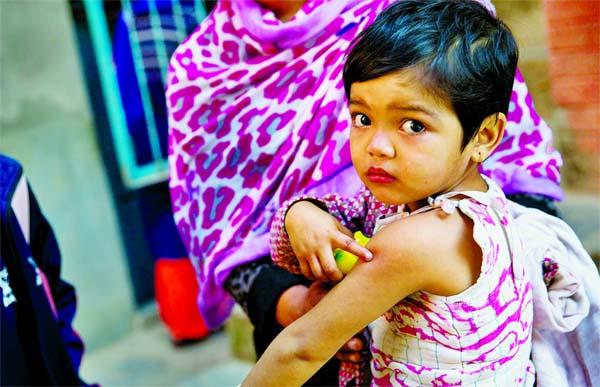 Cholera vaccine campaigns for Covid-19 guidance