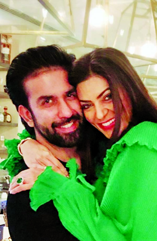 Sushmita Sen's brother Rajeev Sen set for Bollywood debut