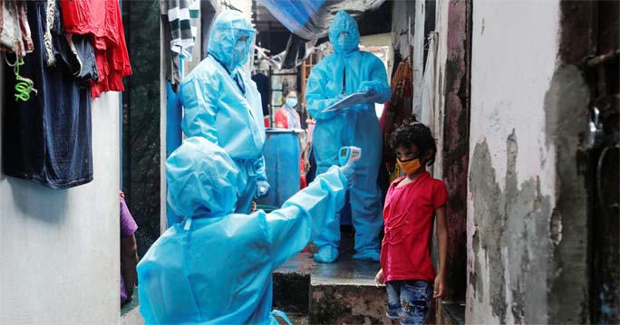 Coronavirus cases in India cross 6 lakh mark; death toll at 17834