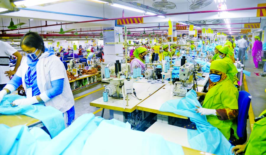 Bangladesh eyes global PPE market