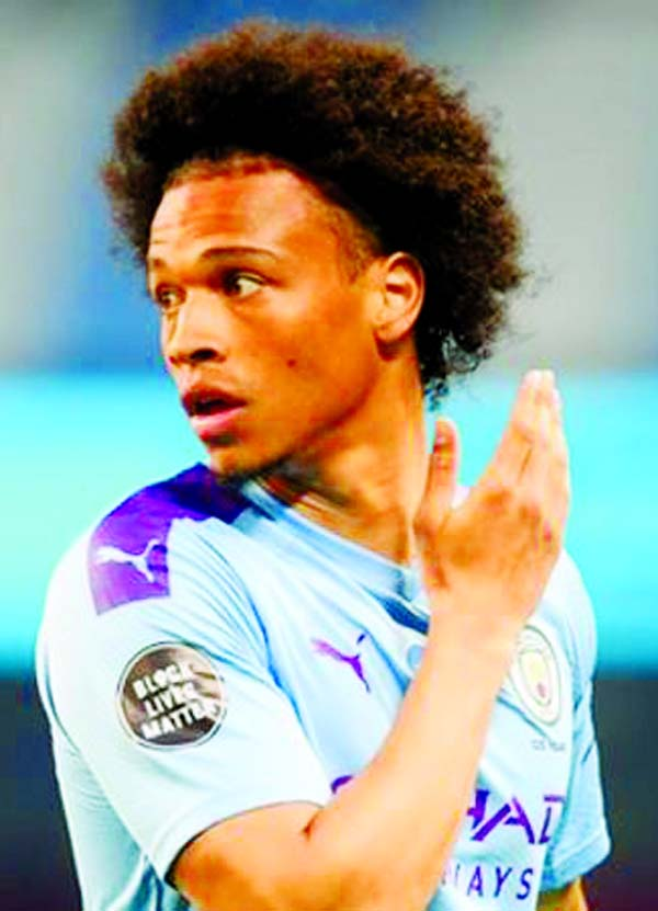 Leroy Sane completes Bayern move from Manchester City