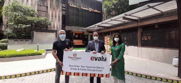 Gloria Jeans Coffees, BFC take off with Evaly Food