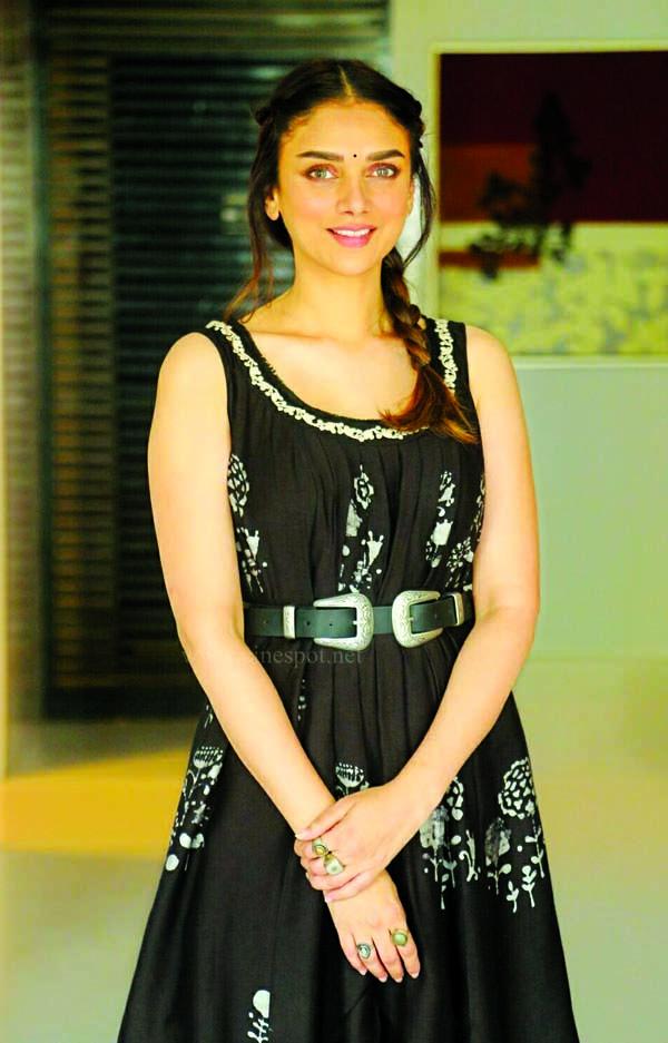 Aditi Rao Hydari talks about her film Sufiyum Sujatayum
