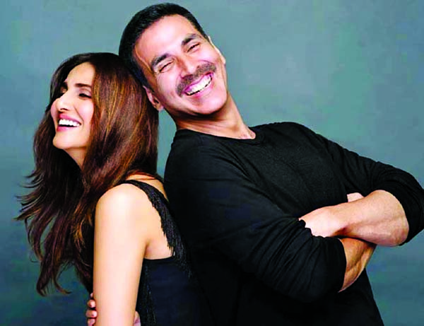 Vaani Kapoor cast opposite Akshay in Bell Bottom