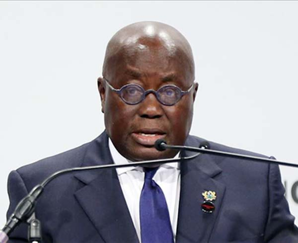 Ghana's president self-quarantine amid COVID-19 fear