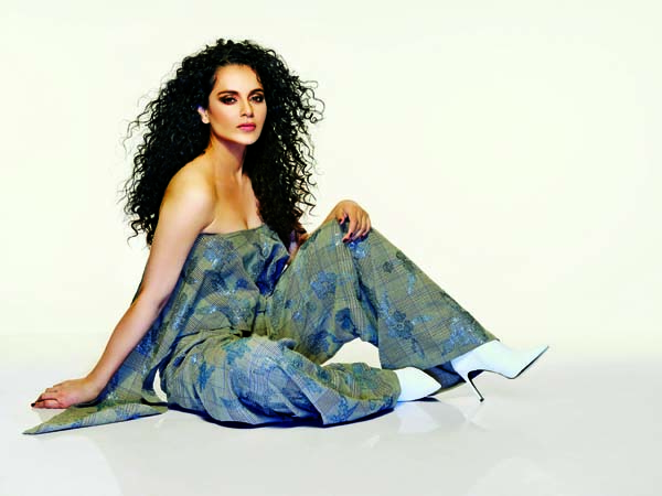 Kangana Ranaut is spending her precious moments with family