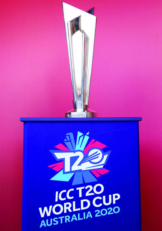 ICC T20 World Cup set to be officially postponed this week