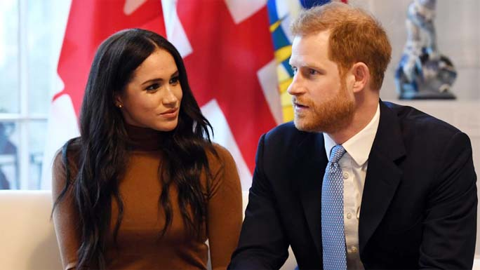 Harry, Meghan say the UK must reckon with its colonial past and 'right those wrongs'