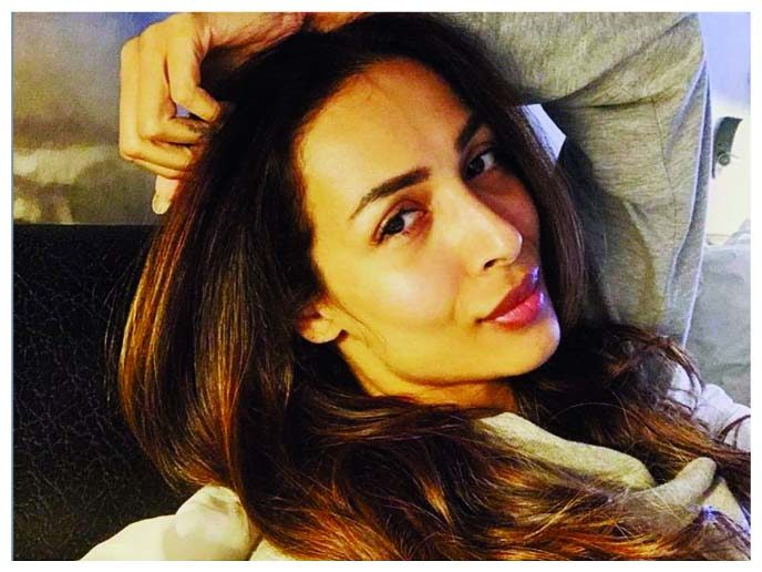 Malaika Arora's Monday motivation move for the fans