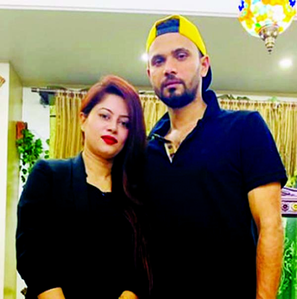 Mashrafe's wife also tests positive for Covid-19