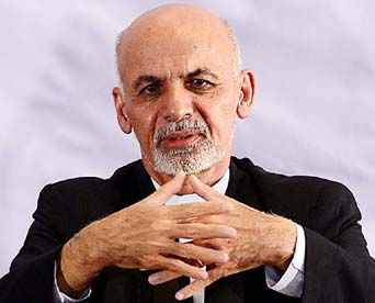 Taliban violence threatening peace process: Ghani