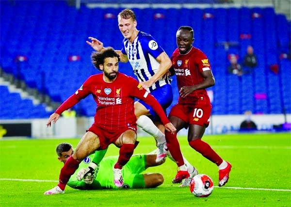 Liverpool boost record bid, Man City crush Newcastle