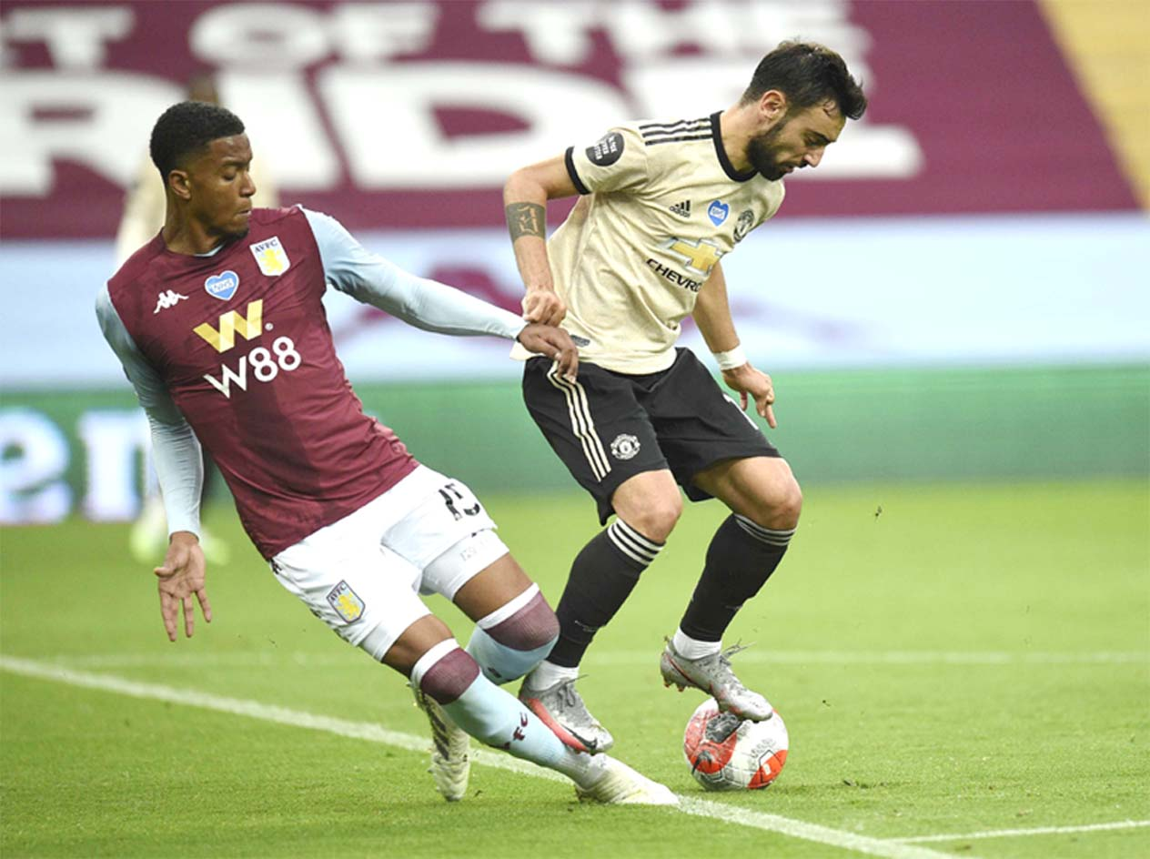 VAR in the dock as Man Utd down Villa, Spurs frustrated
