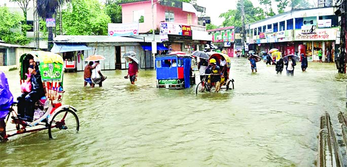Flood situation may worsen in 11 districts