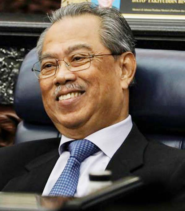 Malaysia's Muhyiddin wins vote to replace Speaker by a whisker