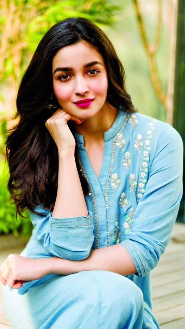 How Alia Bhatt stays calm in every storm