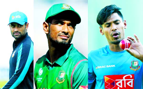 Tamim, Riyad, Mustafiz refuse proposal to play in CPL