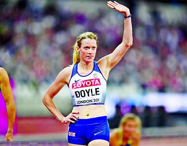 Eilidh Doyle targets 400m hurdles at Tokyo Olympics