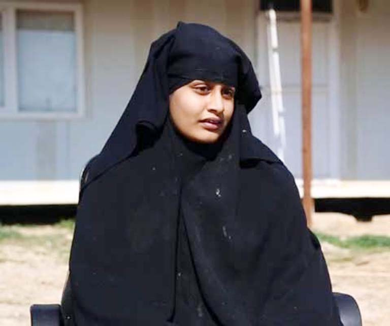 Shamima Begum can return to UK to fight for citizenship
