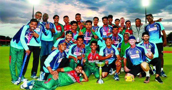 BCB plans for BD Under-19 Cricket team amid Covid-19 pandemic