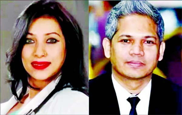 Dr Sabrina, Arif blame each other for fraudulence