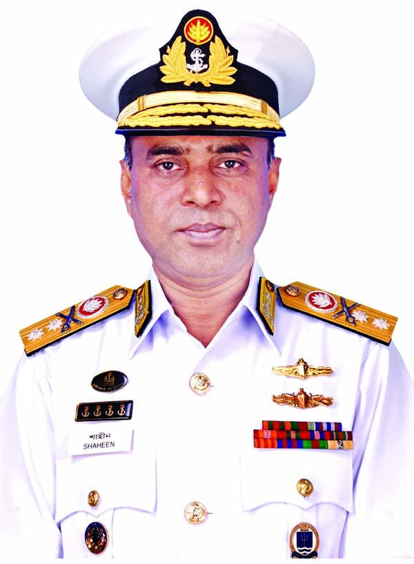 Shaheen Iqbal made new Navy Chief